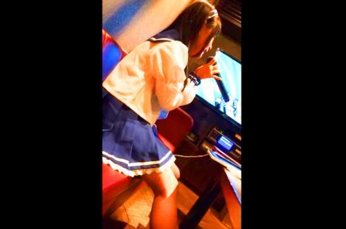 【個人撮影】AKBにいそうなガチ♥アイドル級のロリ美少女とカラオケ円光で極上フェラ抜き!⇒口内射精ww 素人ナンパ企画