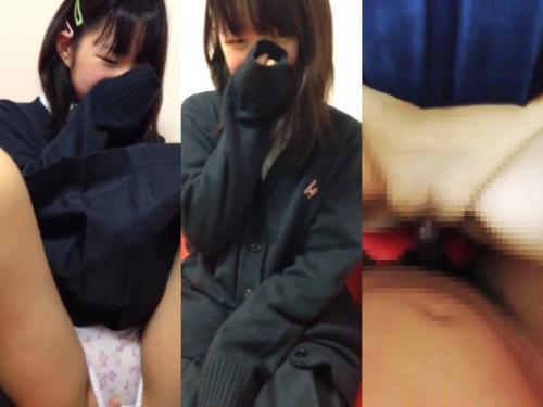 <個人撮影>中学生だったのでFC2コンテンツマーケットから消されたとか噂のロリ女子校生ハメ撮りのスマホ流出<美少女JC>
