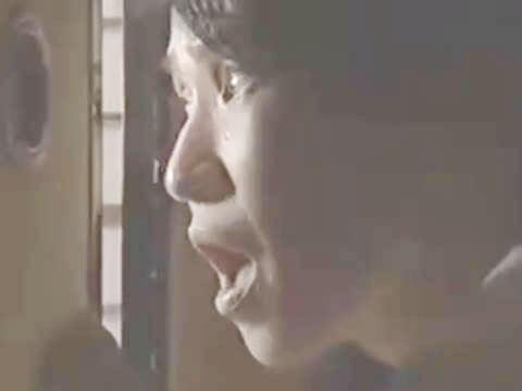 【ヘンリー塚本】俺の太いのが入ってるの見てしっかり見て…巨乳人妻がスワッピングしたら爆乳女に中出しする旦那に嫉妬
