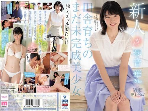 「Hなコトしたくて東京きました♡」AV女優になりたくて…『琴音華』東北から来た、高身長で薄メイクな少女【マニア・フェチ】
