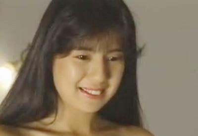 ★桜樹ルイ★伝説の美巨乳アイドルがハードピストンでエビ反り絶頂♥すんごい喘ぎまくって口内射精!Tバック&美尻も最高です