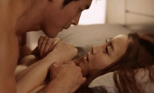 【韓国×濡れ場】全裸ヌードの超絶美人な韓国人♥オナニーまでしちゃって乳首もビンビンの濃厚SEXを演出しちゃいます