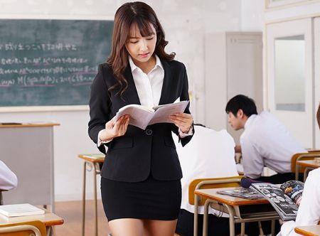 ★レイプ★アイドル教師のミニスカボディーがエロすぎて、、、男子生徒たちに好き勝手に犯されて卑猥な表情がたまりません