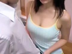 【ウフっもうイっちゃうのぉ?♡】痴女なツレの姉貴に童貞とバレてパイズリ&マッハフェラで弄ばれドピュドピュ口内射精