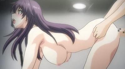 【エロアニメ】売れるためにはマンコにもアナルにもチンポ入れちゃう巨乳アイドル