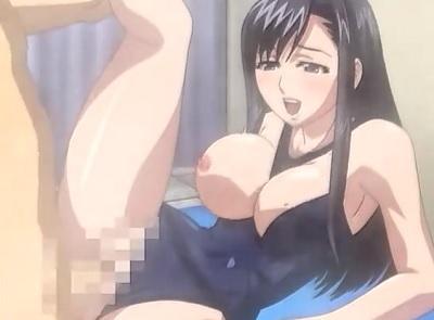 【エロアニメ】鬼畜家庭教師が特殊なノートを使ってJKを性奴隷にして中出ししまくり