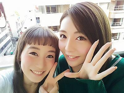 『AVに出てみたい♥♥』SNSに投稿したところ地元東北の幼馴染から連絡があり親友がAVデビュー!!