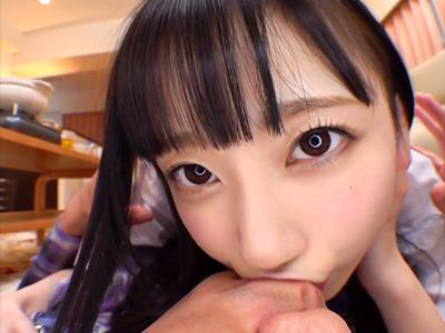 【七沢みあ】こっそりマンコを開いて挿入してしてアピールに我慢できなくてコッソリ浮気エッチ!