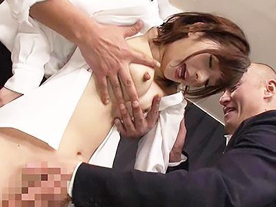 『ああん♥チンポ頂戴♥♥』激かな女教師が調教されてアヘアへにされて、チンポ堕ちして乱交するビッチ堕ちww