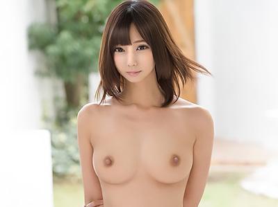 『マジックミラーをずっと見てました...』AV鑑賞大好きオナニー女子大生が、デビューで憧れのデカチン男優とSEX!!