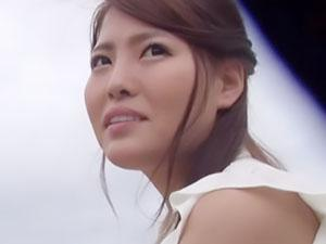「気持ちよすぎて…♡♡」激カワな巨乳の女子社員が、緊張の恥じらいデビュー!!