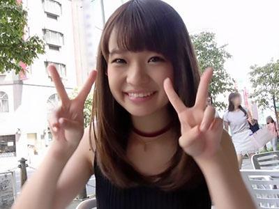 『ああん、気持ちいい~~♥♥』屈託のない等身大の癒し系エロ部員早乙女夏菜18才がデビューでハメ撮り!!