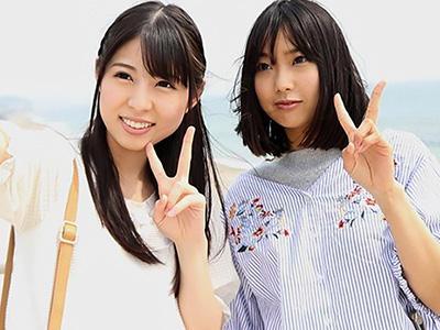 『ああん♥好きになっちゃうよ♥♥』竹田ゆめと、あおいれなが一泊二日の女2人旅で、レズエッチで深まる二人の距離!!