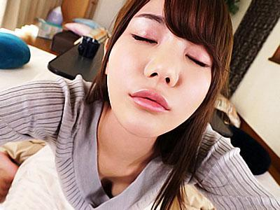 【VR】『ねぇ、気持ちいい?♥♥』色白の激カワ美少女と、超密着没入空間でイチャラブ体験!!