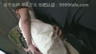 【美咲ゆりあ】美形ニューハーフをバスで痴漢