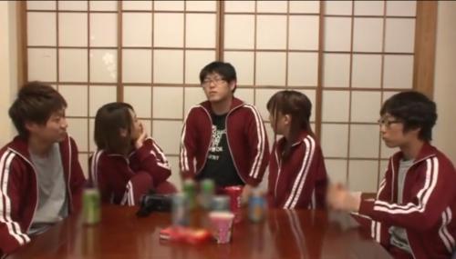 紗藤まゆ 森はるら あどけない顔つきの男女が修学旅行で複数プレイ!