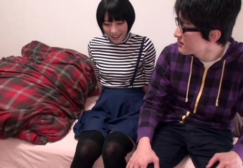 【阿部乃みく】ショートカットの美少女がウブな童貞男子を中出し筆おろし!