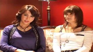 【ニューハーフ動画】美人NH達と4Pファック、フィニッシュはケツマンコに大量中出し!