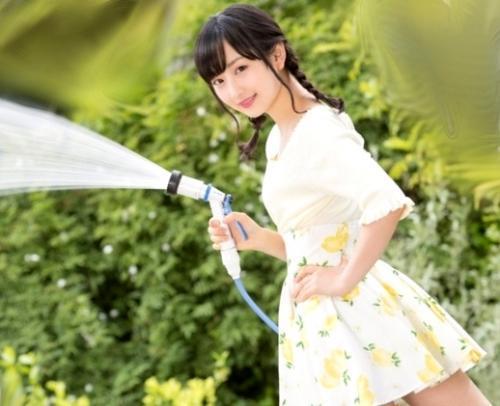 【神坂ひなの】AV女優デビューしたてのウブな激かわ少女が潮吹きさせられ顔射される!