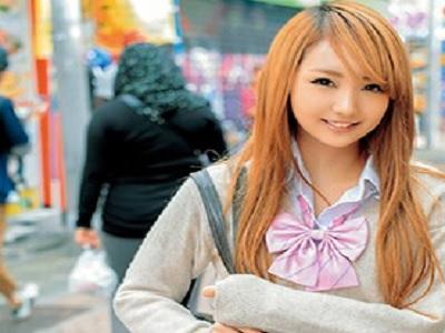 援助交際 茶髪のさくらちゃん。アンニュイ顔だが笑うとチャーミング 東京¥交 SAKURA